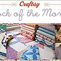 CRAFTSY BOM -Blocs de Septembre 