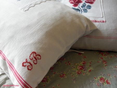 coussin digoin intiale