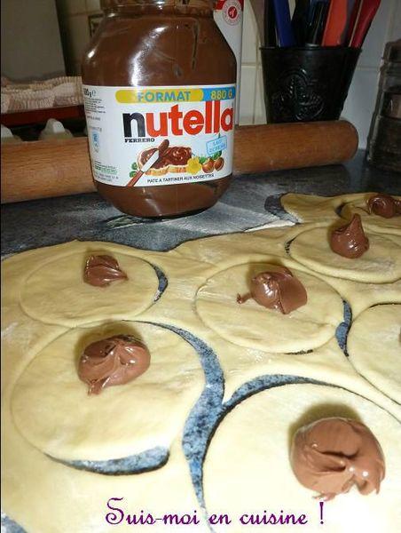 Briochettes nutella 0