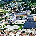Avesnes - Vue Aérienne Sur Le Lycée