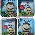 vitrine p'tite abeille