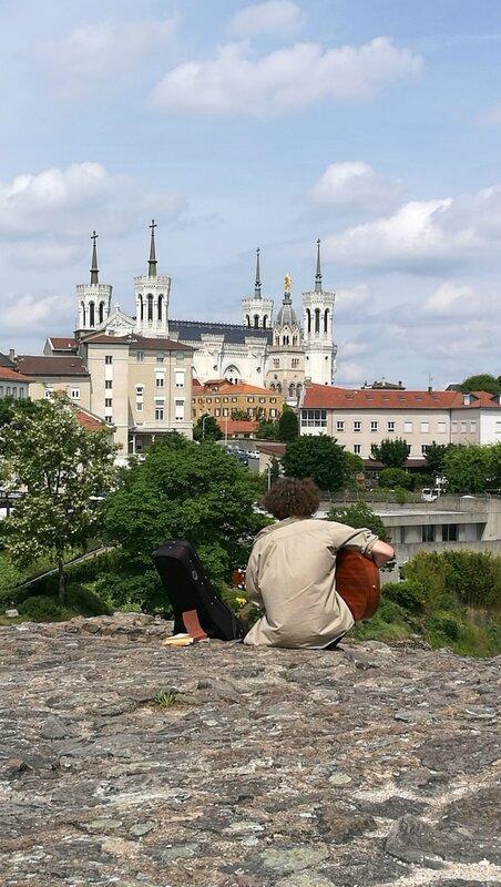 Fourvière-musicien