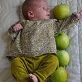 Haute comme 4 pommes