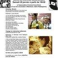 Soirée ciné-club le 20 janvier 2007