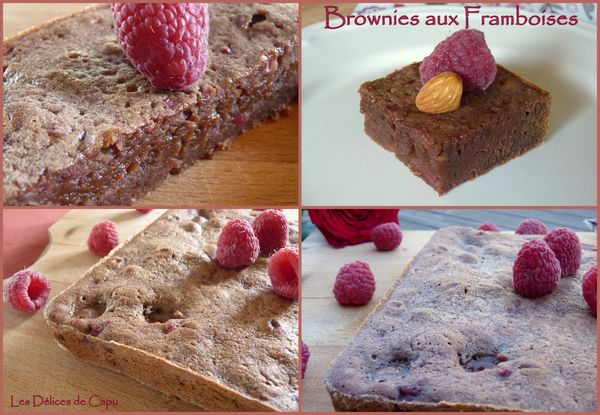 Brownies aux framboises3