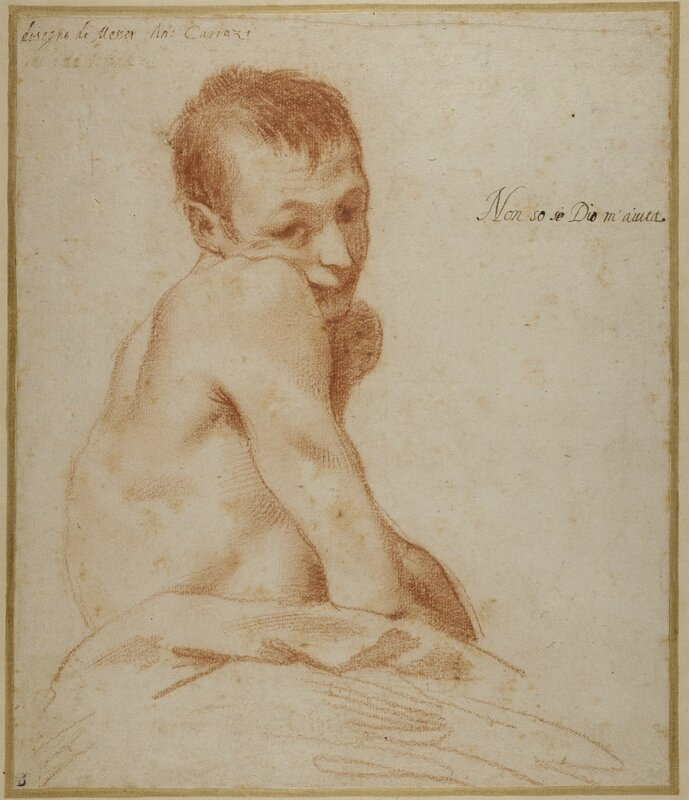 009_A hunchback boy Annibale Carracci 443