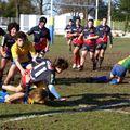 Saison 2008 - 2009, les Cadets à Lormont le 14 février 2009