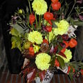 bouquet automne