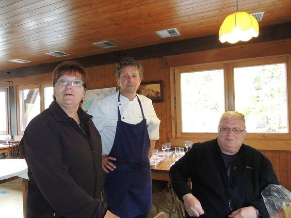 Restaurant du Lac Vert dimanche midi (10)