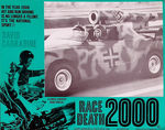 Death Race 2000 lobby card australienne 1
