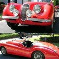 JAGUAR - XK 120 Roadster Type S - 1954