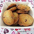 Cookies choconuts
