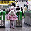 Densha Lolita, Morioka eki