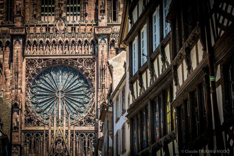 Strasbourg Cathédrale 3 juin 2015