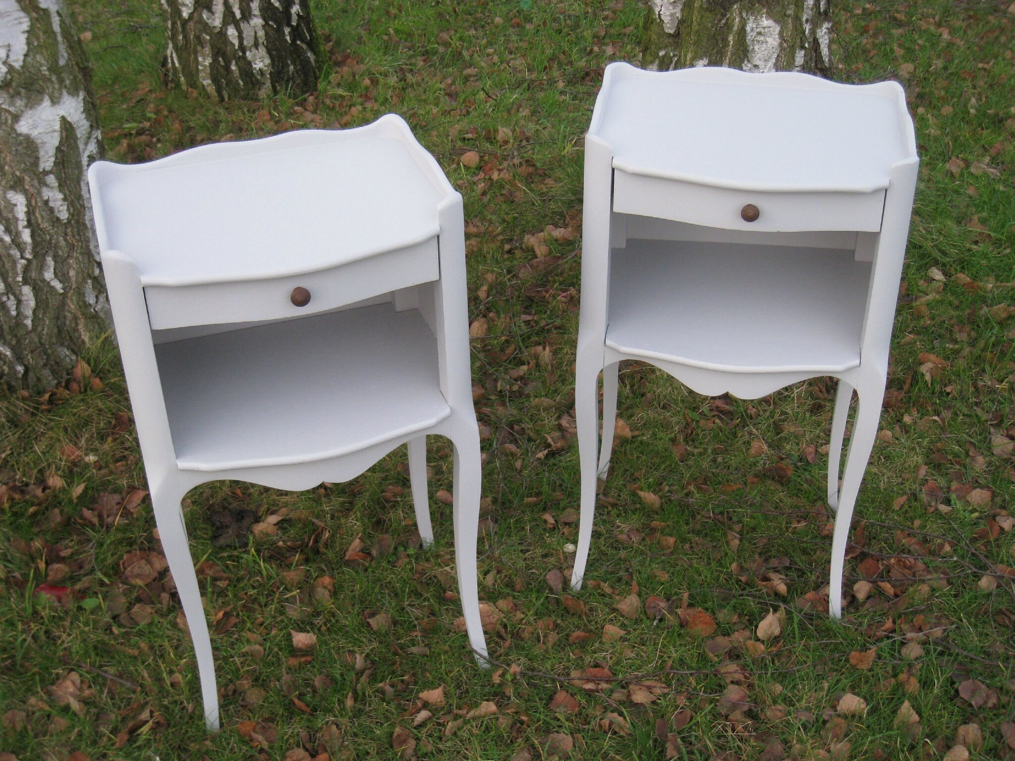 Duo tables de chevet