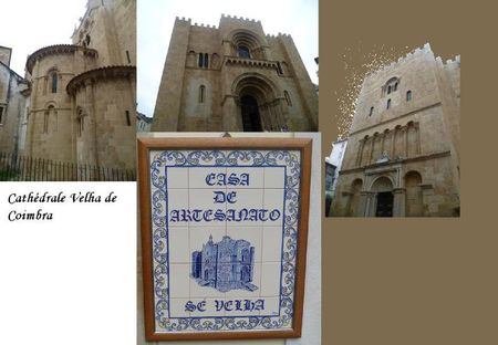 cathedrale de coimbra