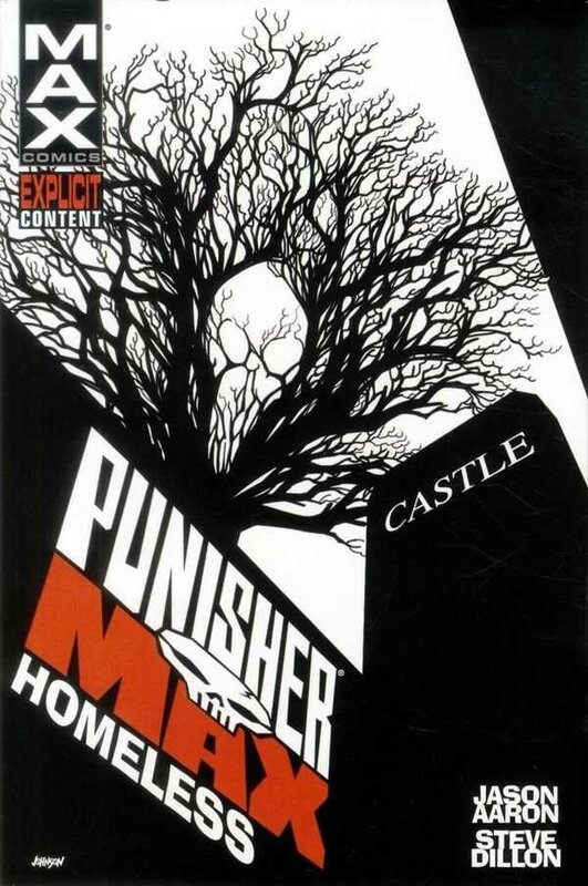 MAX punisher max vol 04 homeless HC
