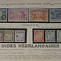 Inde francaise (2/2) - indes neerlandaises (1/2) - (page 426)