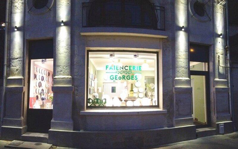 Faïencerie Georges boutique