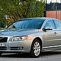 Rappel de Volvo S80 2011  2013 (CPA)