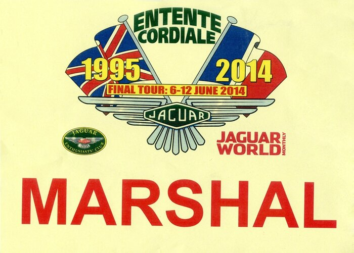 JAGUAR - Entente Cordiale Tour 2014 - Final Tour - Photos @ Circuit Of Gueux (France) - 10 June 2014