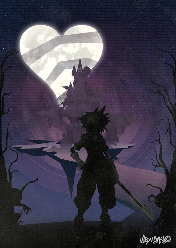 Kingdom Hearts LQ filigrane