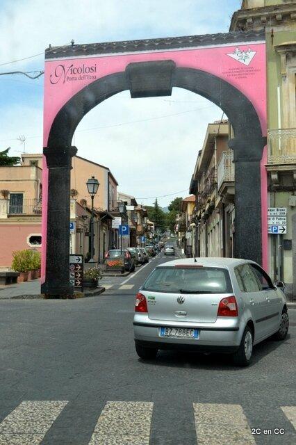 Nicolosi - Etna - Sicile