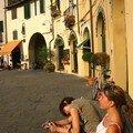 Place de l'arène, Lucca