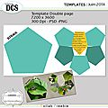 Templates dcs album 2014-juin
