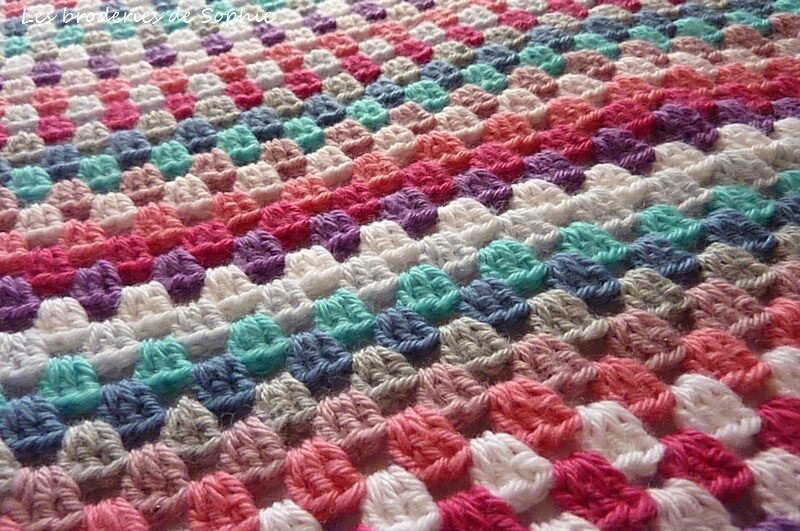 couverture crochet granny (4)