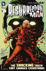 resurrection man 12