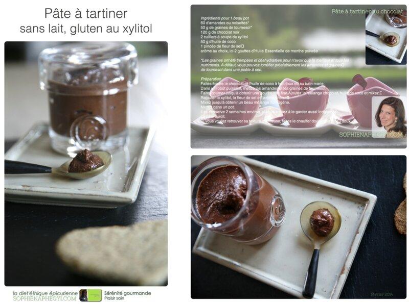 asn F pâte à tartiner au chocolat