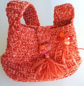 sac pap orange brique 1