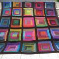 Le tricot obsessionel, ou le festival des couleurs