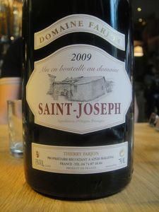 Pirouette Saint Joseph (1) J&W