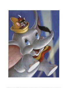 PFD1741_Dumbo_and_Timothy_Mouse_The_Magic_Feather_Posters