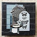 Mini album et tutoriel