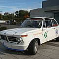 Bmw 2002 ti équipée pour rallye vhc 2 1970