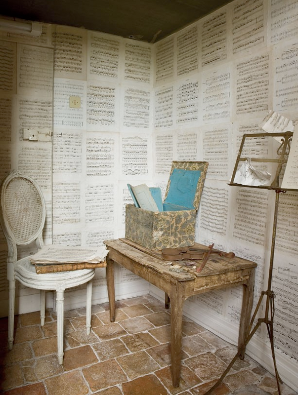 music-room-with-note-sheets Gilles trillard