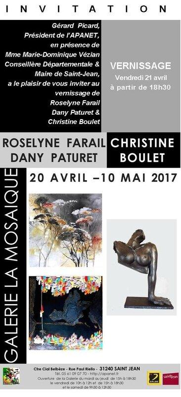 AFF Invitation mosaique 2017