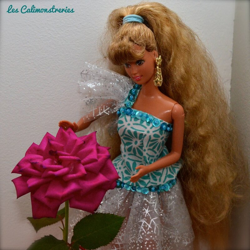 Robe Barbie 2