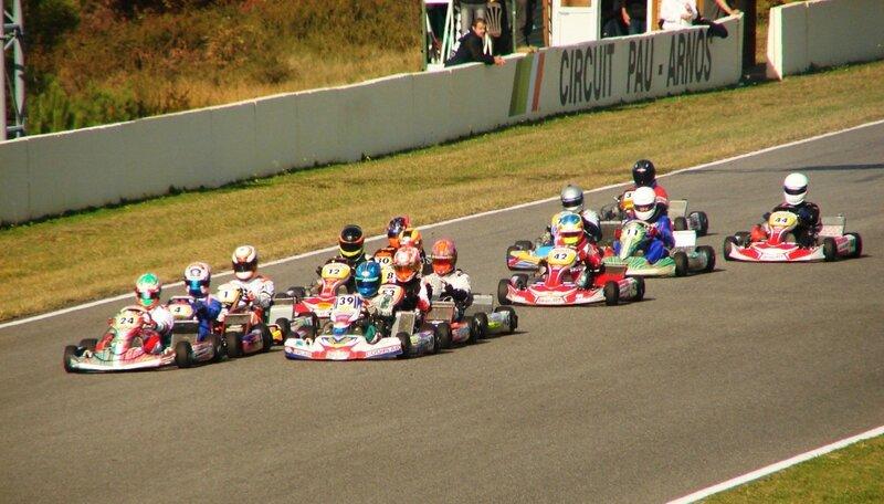 Championnat france KZ125-Pau arnos