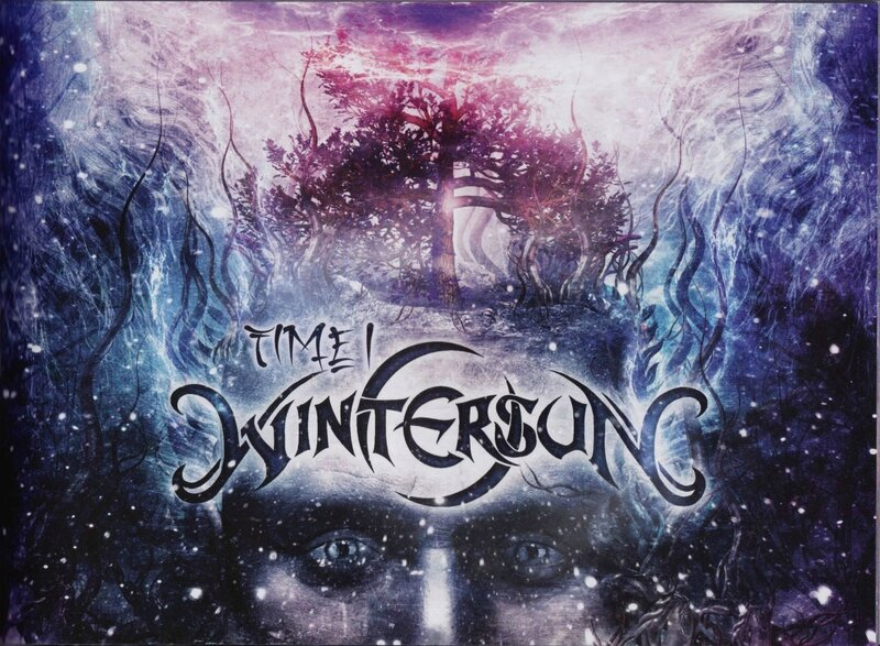 Wintersun - 2012 - Time I 1 Front