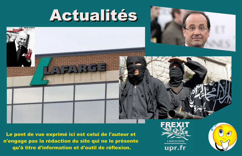 ACT LAFARGE SYRIE