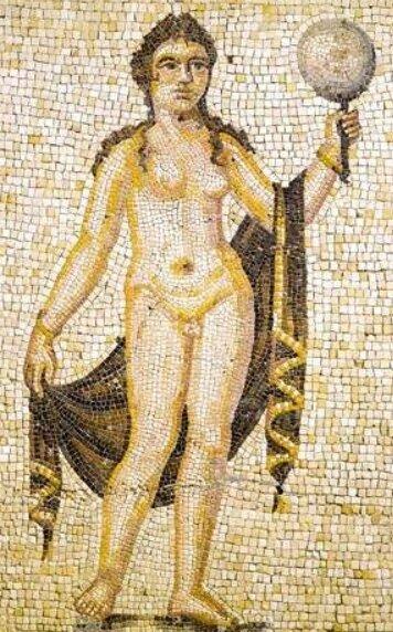 Hermaphrodite, Afrique du nord, IIe-IIIe s