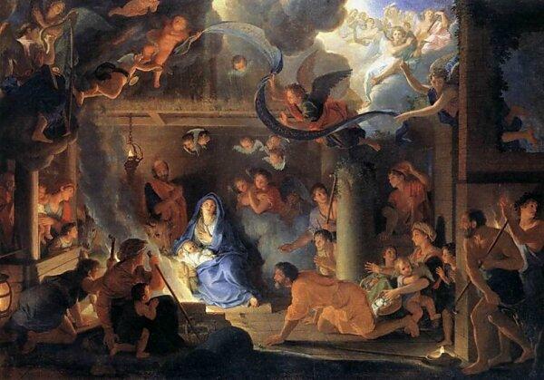 origine de la fete de noel Quelle est l'origine de la fête de Noël ?   Mosaïques de lectures  origine de la fete de noel