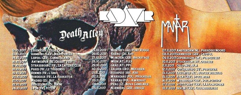 Kadavar Tour