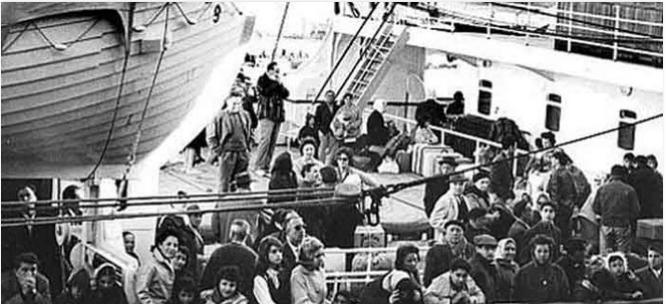 Exode Oran 1962
