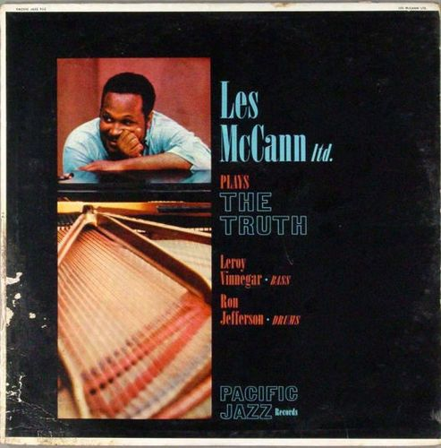 Les McCann - 1960 - Plays The Truth (Pacific Jazz)
