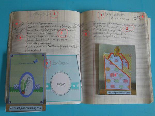 mon cahier
